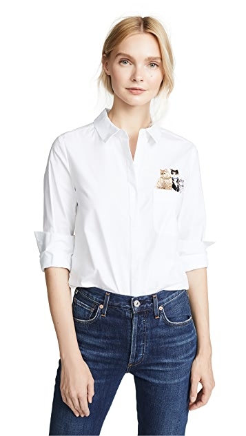 Paul & Joe Sister Chouchou Button Down Shirt