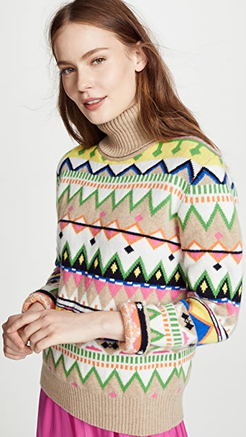 Paul & Joe Sister Jack Turtleneck Sweater