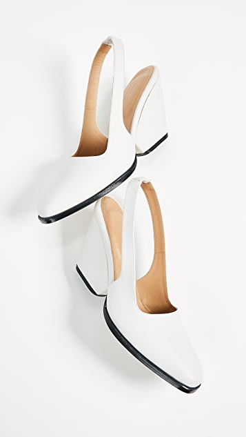 The Palatines Imago Slingback Pumps