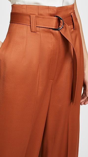 Pallas Colombo Tie Waist Trousers