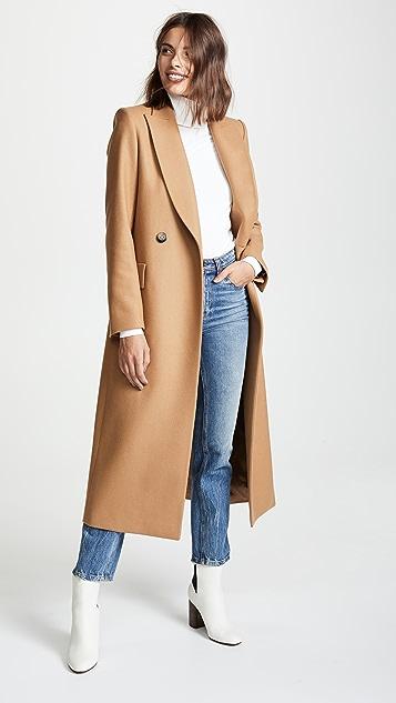 Pallas Dakota Double Breasted Coat