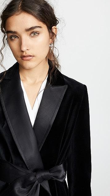 Pallas Dorian Belted Loose Jacket