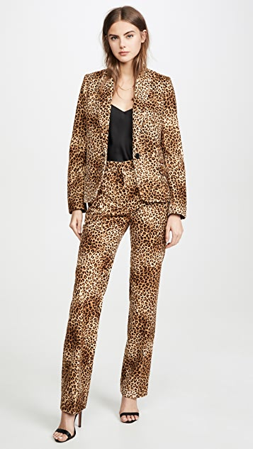 Pallas Fanny Animal Print Jacket