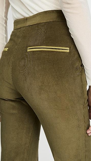 Pallas 直脚裤