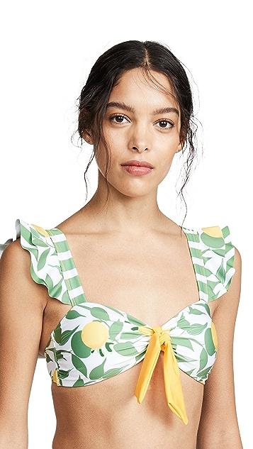 Palmacea Limoncello Bikini Top