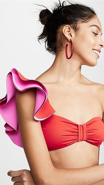 Basics Bikini Top by Palmacea