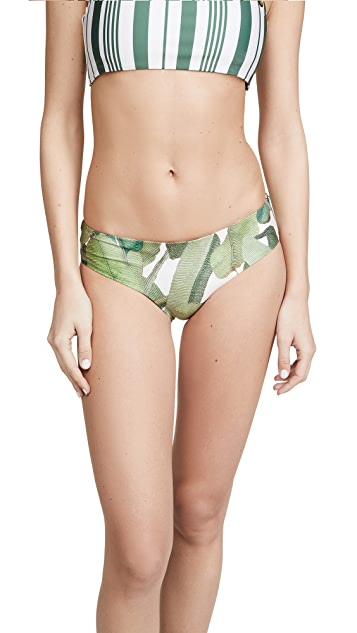 Palmacea Caoba Bikini Bottoms