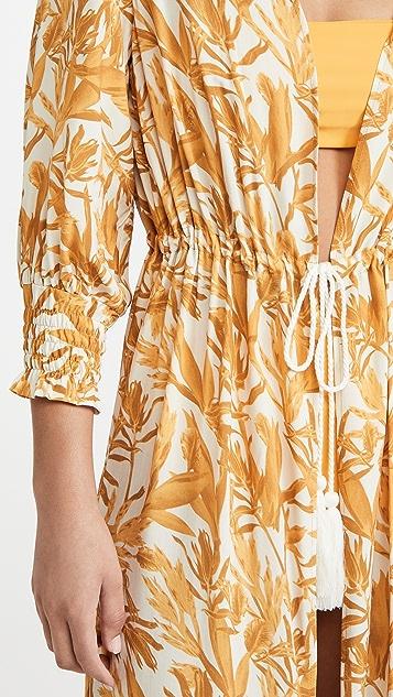 Palmacea 宽松衣袖罩衫