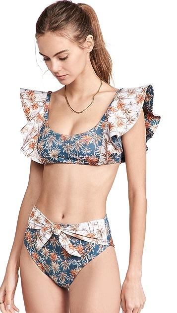 Palmacea Oasis Bikini Top