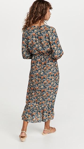 Palmacea 宽松衣袖长袍