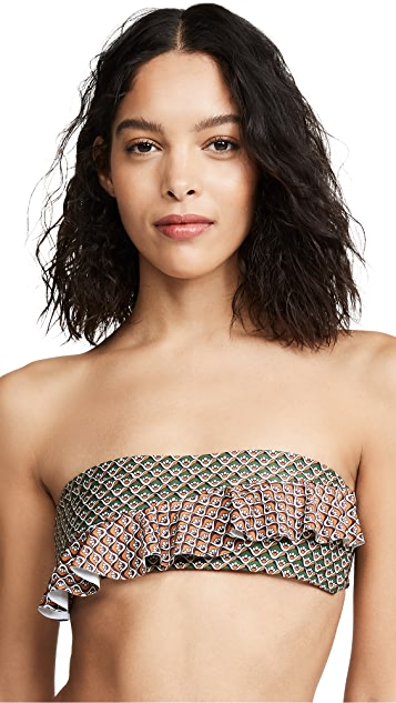 Palm Alora Bikini Top