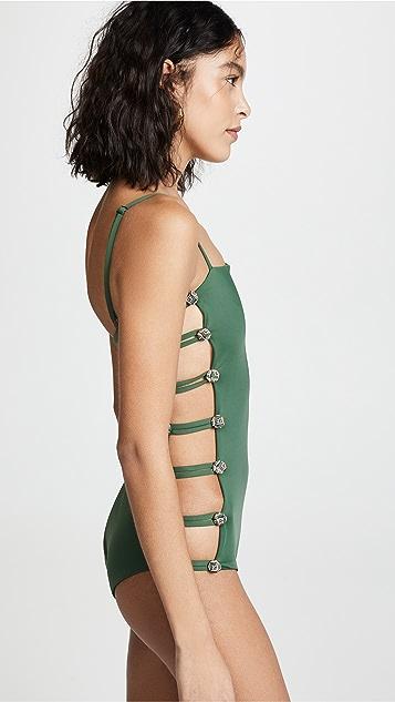 Palm Tundra Bodysuit One Piece