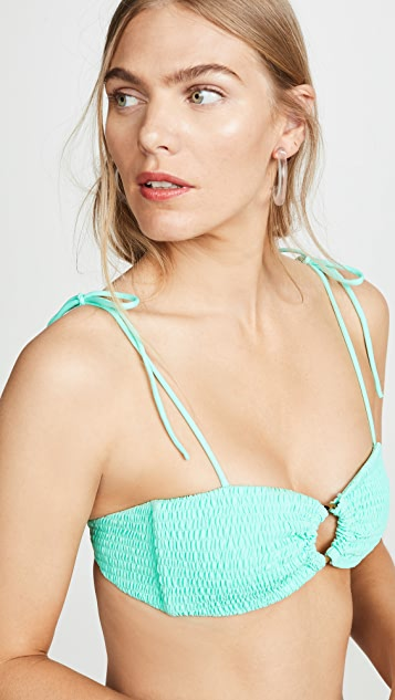 Palm Talua Bikini Top
