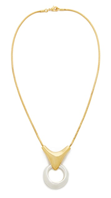 Pamela Love Kendrick Pendant Necklace