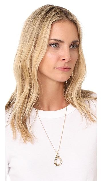 Pamela Love Arco Pendant Necklace