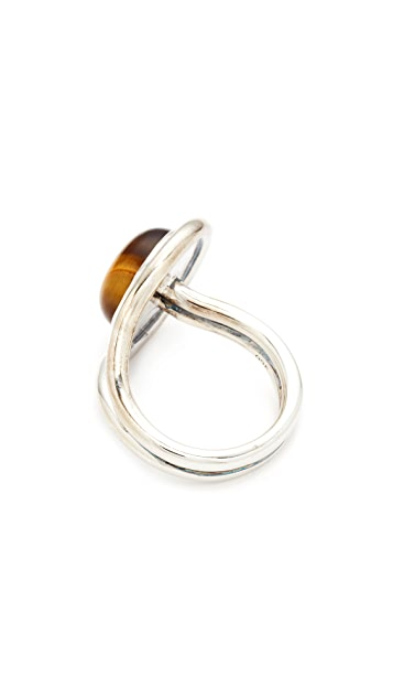 Pamela Love Large Lasso Ring