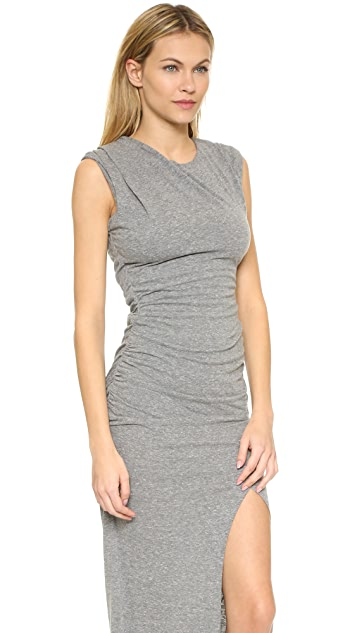 Pam & Gela Twisted Knit Dress