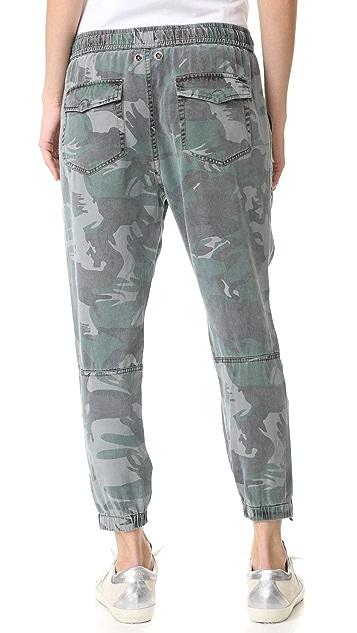 Pam & Gela Camo Pants