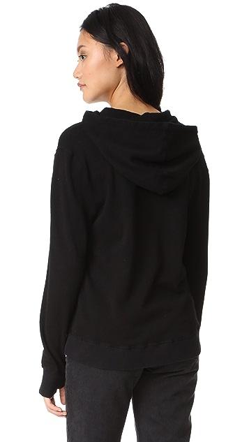Pam & Gela V Neck Sweatshirt