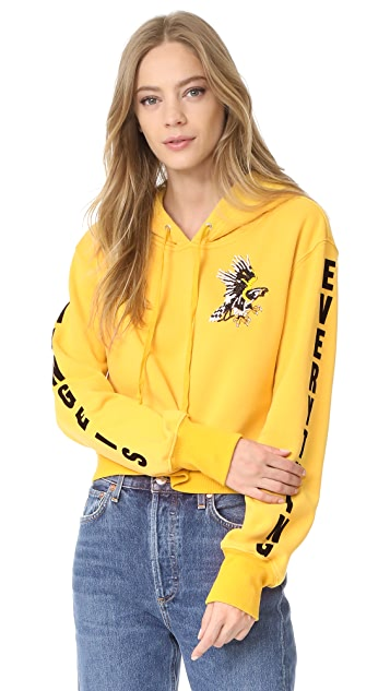 Pam & Gela Sweatshirt with Eagle