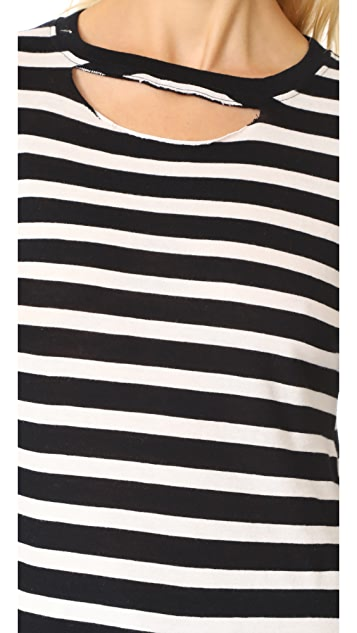 Pam & Gela Stripe Top