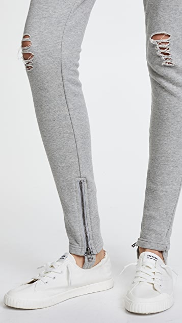 Pam & Gela Stirrup Sweatpants