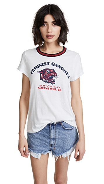 Pam & Gela Wildcat Graphic Tee