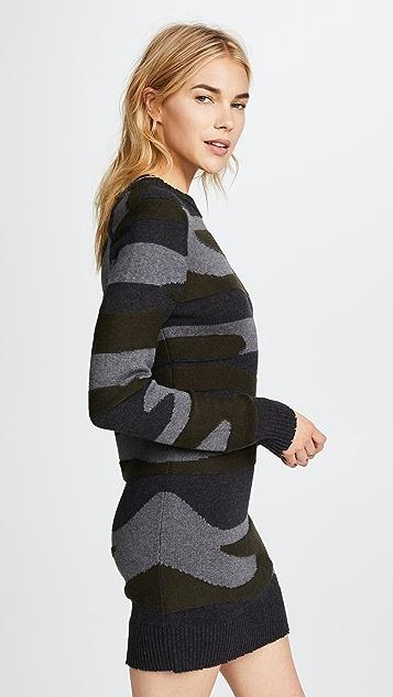Pam & Gela Bondage Sweater Dress
