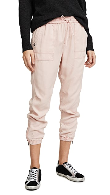 Pam & Gela Cotton Candy Washed Pants