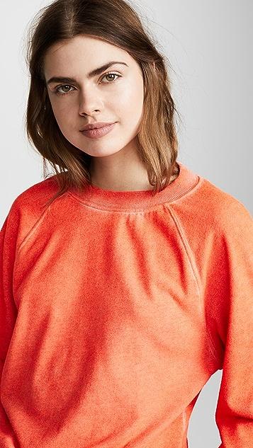 Pam & Gela Cropped Sweatshirt