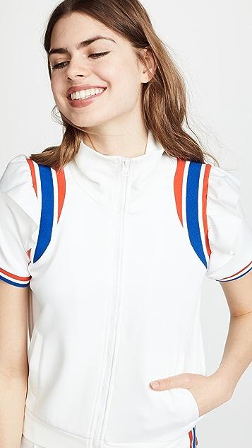 Pam & Gela USA Stripe Track Jacket