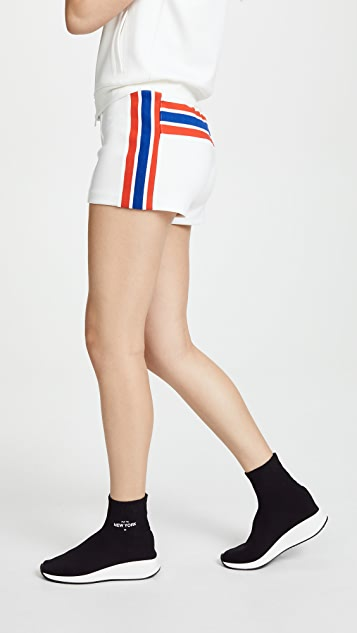 Pam & Gela USA Stripe Shorts