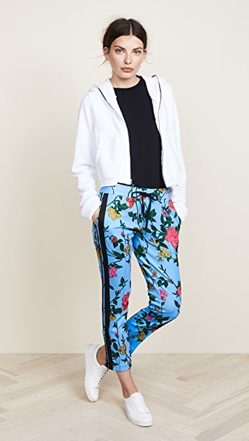 Pam & Gela Trousers with Sports Stripe