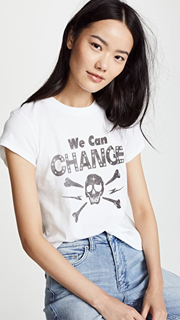 Pam & Gela We Can Change Tee