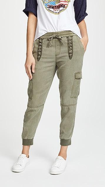 Pam & Gela Cargo Pants