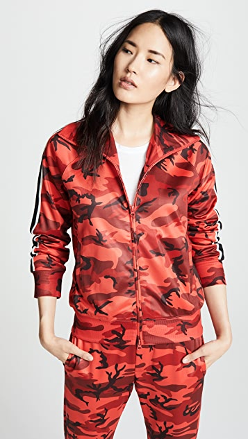 Pam & Gela Camo Track Jacket
