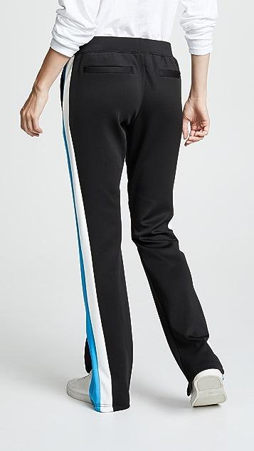 Pam & Gela Stripe Side Track Pants