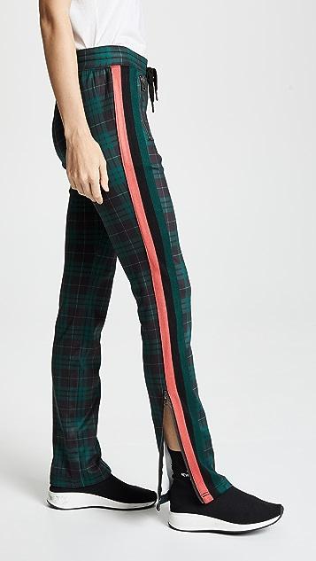 Pam & Gela Stewart Cigarette Track Pants