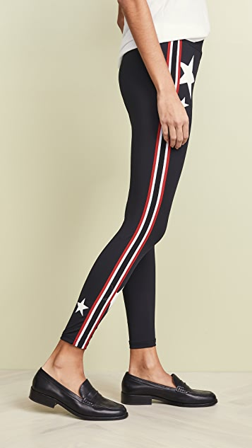 Pam & Gela Star Leggings