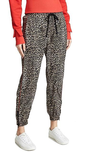 Pam & Gela Спортивные брюки с красной окантовкой