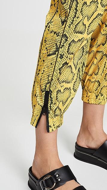Pam & Gela Тренировочные брюки Snake