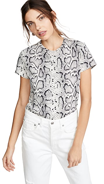 Pam & Gela Обычная футболка с округлым вырезом