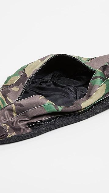 Pam & Gela Поясная сумка с камуфляжным принтом