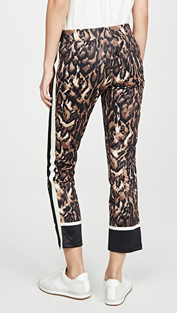 Pam & Gela Укороченные тренировочные брюки Ocelot