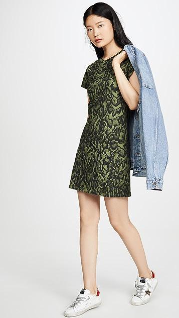 Pam & Gela Ocelot T-Shirt Dress