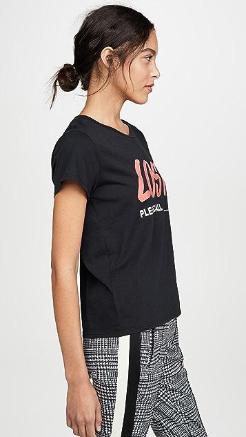 Pam & Gela Lost Logo Tee