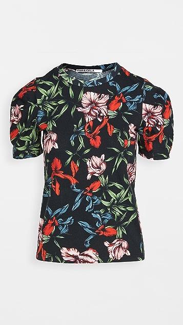 Pam & Gela Bali Hai 泡泡袖 T 恤