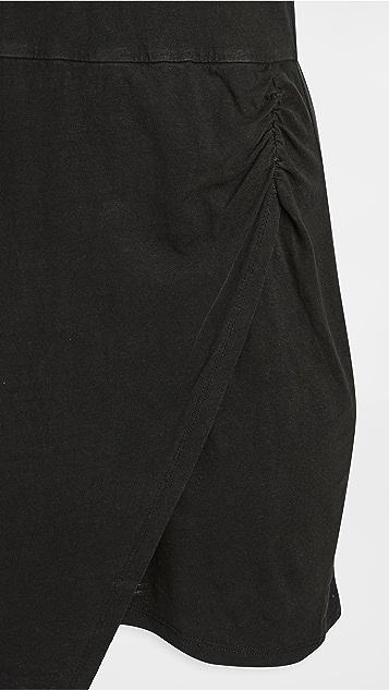Pam & Gela U20 裹身裙身背心连衣裙