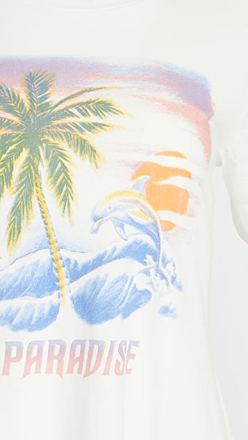 Pam & Gela U20 Paradise Concert T 恤