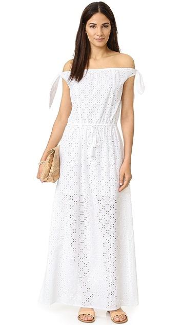 PAMPELONE Amalfi Maxi Dress